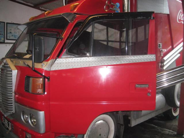 Pasang AC Truck